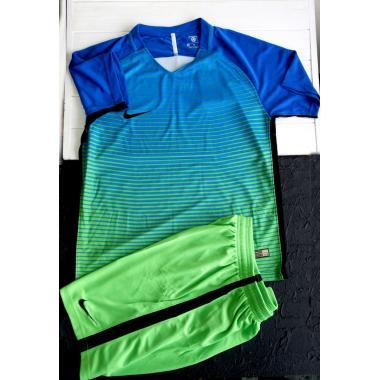 Nike Dri-fit  blue/green
