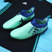 Adidas X17 + purespeed fg