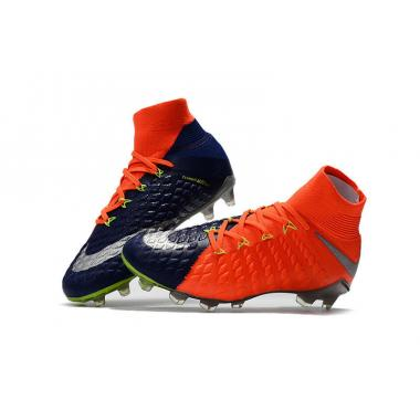 Hypervenom Phantom III DF FG orange/blue