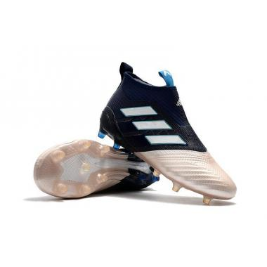 Adidas Ace 16+ Purecontrol Blue White Gold