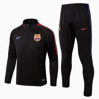 FC Barcelona Nike Strike 2017/18 black/light green