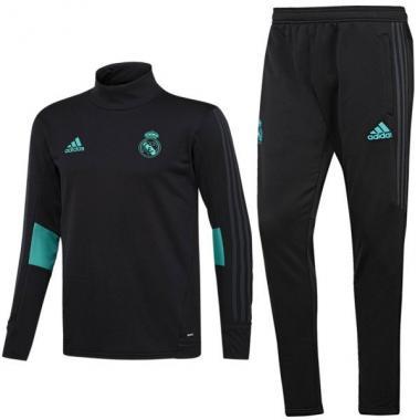 FC Real Madrid Adidas 2017/18 black