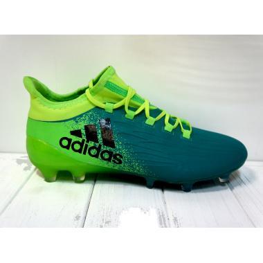 Adidas X 16.1 FG green